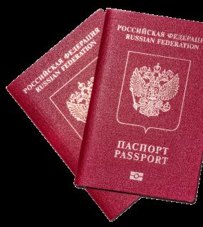 Новый паспорт биометрический