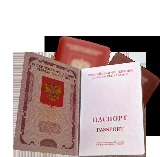 Какие документы для з паспорта старого образца